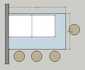 מודל 4 אי למטבח