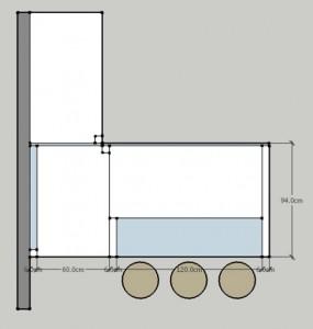 מודל 5 אי למטבח